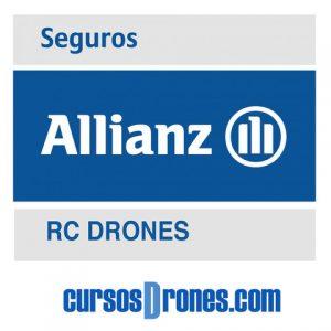 seguro RC DRONES EN EVDRONSCHOOL CARTAGENA